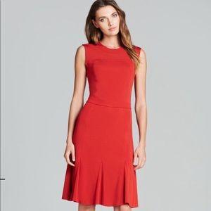 Ladies dress fluted skirt.  Sleeveless. Never worn